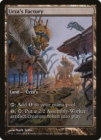 Urza's Factory, Magic: The Gathering, Champs Promos