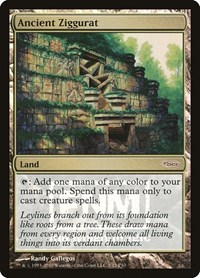 Ancient Ziggurat, Magic: The Gathering, FNM Promos