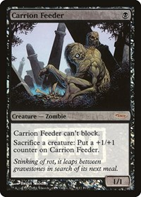 Carrion Feeder, Magic: The Gathering, FNM Promos