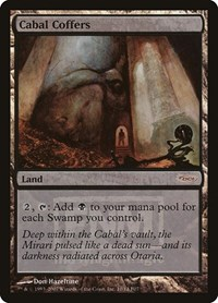 Cabal Coffers, Magic: The Gathering, FNM Promos