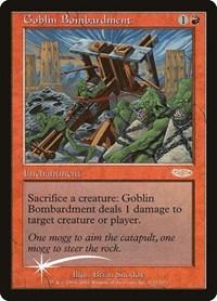 Goblin Bombardment (Foil)