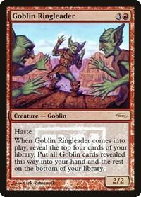 Goblin Ringleader, Magic: The Gathering, FNM Promos
