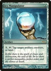 Icy Manipulator, Magic: The Gathering, FNM Promos