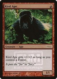 Kird Ape, Magic: The Gathering, FNM Promos