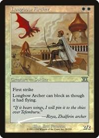 Longbow Archer, Magic, FNM Promos