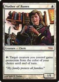 Mother of Runes, Magic: The Gathering, FNM Promos