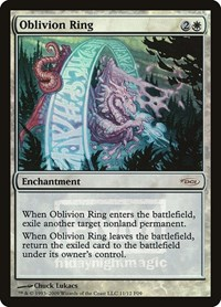 Oblivion Ring, Magic, FNM Promos