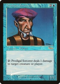 Prodigal Sorcerer, Magic: The Gathering, FNM Promos