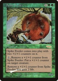 Spike Feeder, Magic: The Gathering, FNM Promos