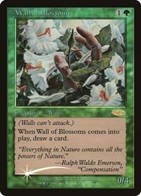 Wall of Blossoms, Magic, FNM Promos