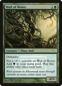 Wall of Roots, Magic, FNM Promos