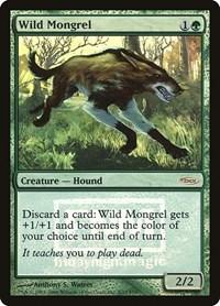 Wild Mongrel, Magic: The Gathering, FNM Promos