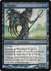 Wonder, Magic: The Gathering, FNM Promos