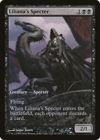 Liliana's Specter, Magic, Game Day & Store Championship Promos