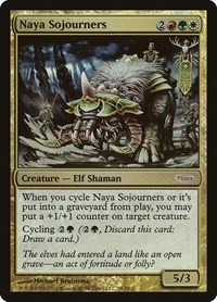 Naya Sojourners, Magic: The Gathering, Game Day & Store Championship Promos