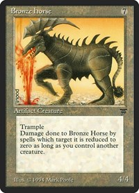 Bronze Horse, Magic: The Gathering, Legends