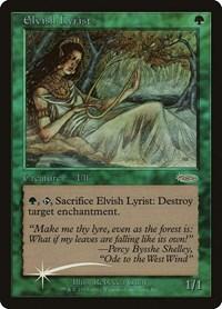 Elvish Lyrist, Magic, Junior Series Promos