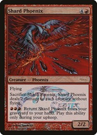 Shard Phoenix, Magic: The Gathering, Junior Series Promos