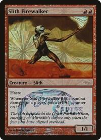 Slith Firewalker (Junior Series), Magic: The Gathering, Junior Series Promos