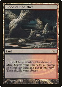 Bloodstained Mire, Magic: The Gathering, Judge Promos