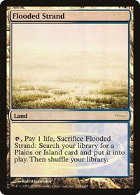Flooded Strand, Magic: The Gathering, Judge Promos