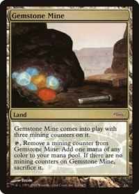 Gemstone Mine, Magic: The Gathering, Judge Promos