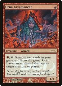 Grim Lavamancer, Magic: The Gathering, Judge Promos