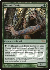 Hermit Druid, Magic: The Gathering, Judge Promos