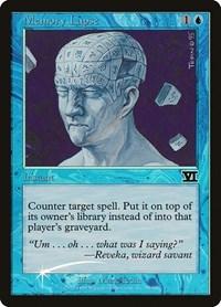 Memory Lapse, Magic: The Gathering, Judge Promos