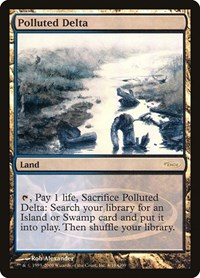 Polluted Delta, Magic: The Gathering, Judge Promos