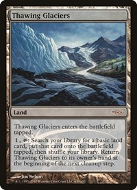 Thawing Glaciers, Magic: The Gathering, Judge Promos