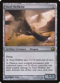 Steel Hellkite, Magic: The Gathering, Launch Party & Release Event Promos