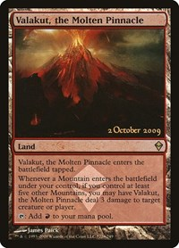 Valakut, the Molten Pinnacle, Magic: The Gathering, Launch Party & Release Event Promos