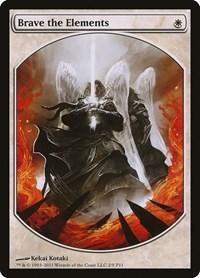 Brave the Elements, Magic: The Gathering, Magic Player Rewards