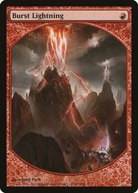 Burst Lightning, Magic: The Gathering, Magic Player Rewards