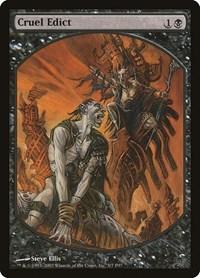 Cruel Edict, Magic: The Gathering, Magic Player Rewards