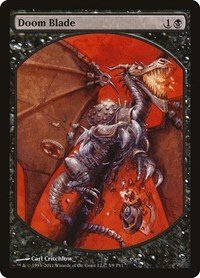 Doom Blade, Magic: The Gathering, Magic Player Rewards
