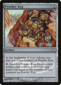 Powder Keg, Magic: The Gathering, Magic Player Rewards