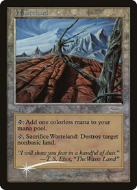 Wasteland, Magic: The Gathering, Magic Player Rewards