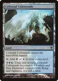 Celestial Colonnade, Magic: The Gathering, Buy-A-Box Promos