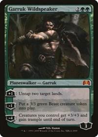 Garruk Wildspeaker, Magic, Media Promos