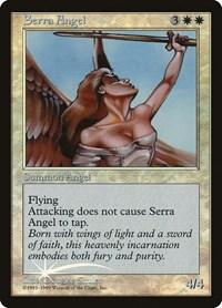 Serra Angel, Magic, Unique and Miscellaneous Promos