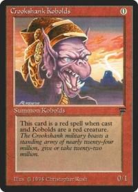 Crookshank Kobolds, Magic: The Gathering, Legends