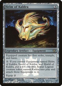 Helm of Kaldra (Foil)