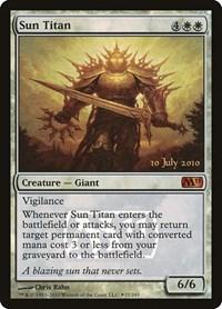 Sun Titan (Foil) (SP)