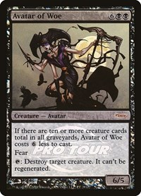 Avatar of Woe, Magic: The Gathering, Pro Tour Promos