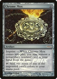 Chrome Mox, Magic: The Gathering, Grand Prix Promos