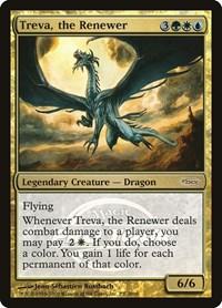 Treva, the Renewer, Magic: The Gathering, Pro Tour Promos