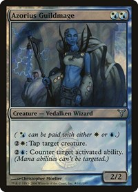 Azorius Guildmage, Magic: The Gathering, Launch Party & Release Event Promos