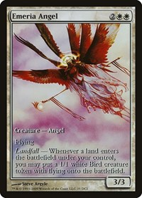 Emeria Angel, Magic: The Gathering, Game Day & Store Championship Promos
